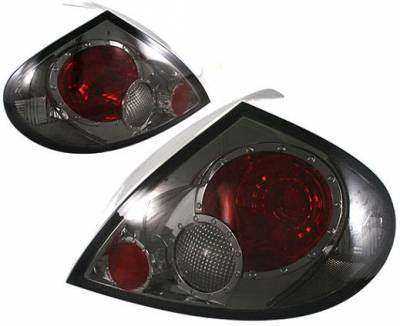 Headlights & Tail Lights - Tail Lights - APC - APC G2 Taillights with Smoke Housing - 404577TLS