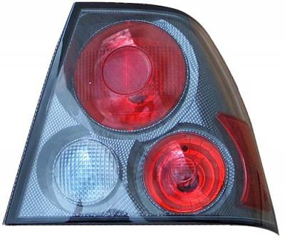 Headlights & Tail Lights - Tail Lights - APC - Euro Lights Carbon Fiber - 404591TLCF