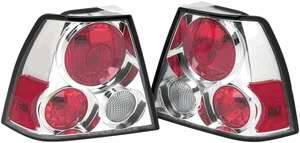 Headlights & Tail Lights - Tail Lights - APC - APC Euro Taillights - 404591TLR