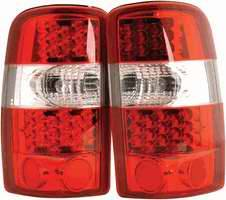 Headlights & Tail Lights - Tail Lights - APC - APC LED Taillights - 404903TLR