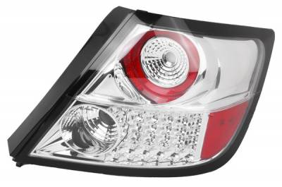 Headlights & Tail Lights - Led Tail Lights - APC - Scion tC APC LED Taillights with Clear Lens - 406721TL