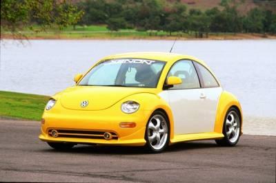 Beetle - Front Bumper - Xenon - Volkswagen Beetle Xenon Air Dam - 4401