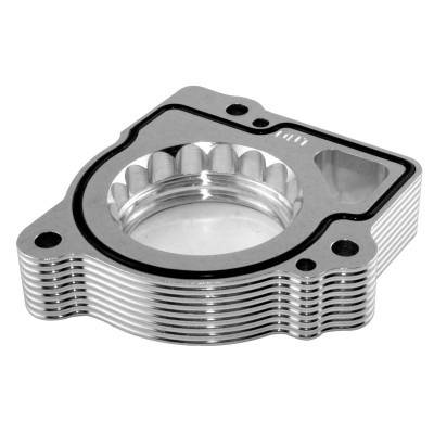 Performance Parts - Throttle Body Spacers - aFe - Dodge Ram aFe Silver Bullet Throttle Body Spacer - 46-32004