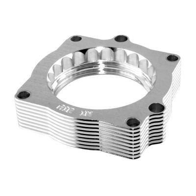 Performance Parts - Throttle Body Spacers - aFe - Dodge Ram aFe Silver Bullet Throttle Body Spacer - 46-32005