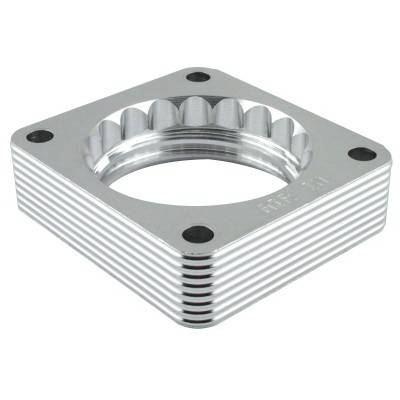 Performance Parts - Throttle Body Spacers - aFe - Ford Mustang aFe Silver Bullet Throttle Body Spacer - 46-33007