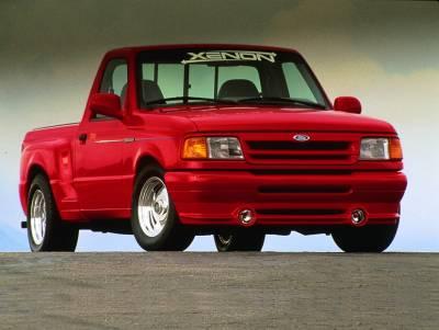 Ranger - Front Bumper - Xenon - Ford Ranger Xenon Air Dam - 5531