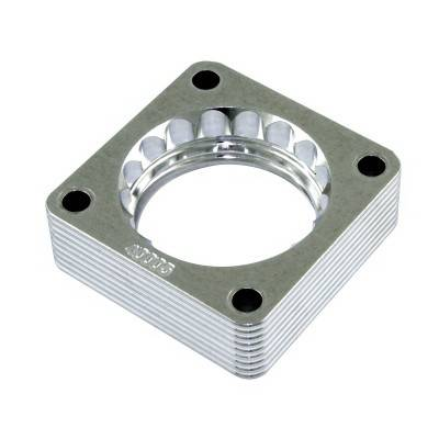 Performance Parts - Throttle Body Spacers - aFe - Jeep Wrangler aFe Silver Bullet Throttle Body Spacer - 46-35001