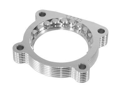 Performance Parts - Throttle Body Spacers - aFe - Toyota Tundra aFe Silver Bullet Throttle Body Spacer - 46-38004