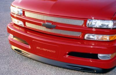Silverado - Front Bumper - Xenon - Chevrolet Silverado Xenon Front Bumper Cover - 10611