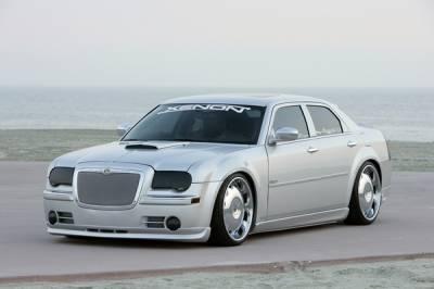 300 - Front Bumper - Xenon - Chrysler 300 Xenon Air Dam - 12511