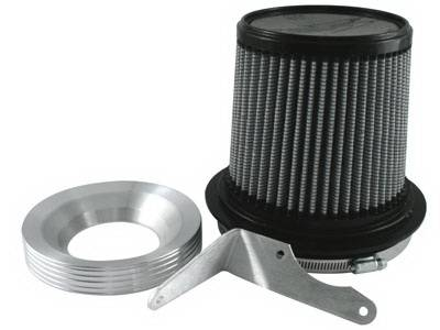 Air Intakes - Oem Air Intakes - aFe - Ford Escape aFe MagnumForce Pro-Dry-S Stage 1 Air Intake System - 51-10031
