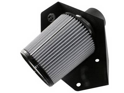 Air Intakes - Oem Air Intakes - aFe - Dodge Dakota aFe MagnumForce Pro-Dry-S Stage 1 Air Intake System - 51-10071