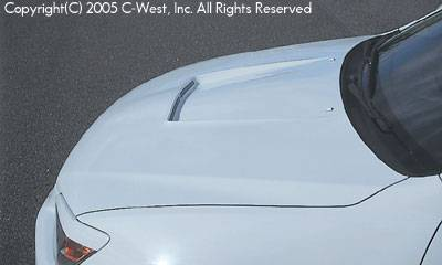 IS - Hoods - C-West - Aero Bonnet