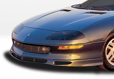 Camaro - Front Bumper - VIS Racing - Chevrolet Camaro VIS Racing F-1 Front Lip - Polyurethane - 890075