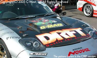 RX7 - Hoods - C-West - Aero Bonnet