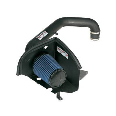 Air Intakes - Oem Air Intakes - aFe - Jeep Wrangler aFe MagnumForce Pro-Dry-S Stage 2 Air Intake System - 51-10142