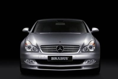 CL Class - Front Bumper - Brabus - W219 Front Spoiler by Brabus