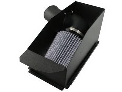 Air Intakes - Oem Air Intakes - aFe - Ford F250 aFe MagnumForce Pro-Dry-S Stage 1 Air Intake System - 51-10301