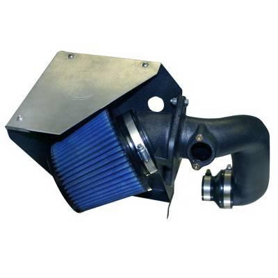 Air Intakes - Oem Air Intakes - aFe - Audi A4 aFe MagnumForce Pro-Dry-S Stage 2 Air Intake System - 51-10322