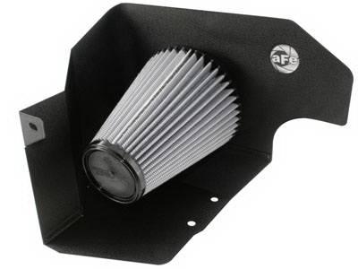 Air Intakes - Oem Air Intakes - aFe - Ford F250 aFe MagnumForce Pro-Dry-S Stage 1 Air Intake System - 51-10331