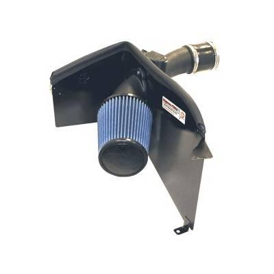 Air Intakes - Oem Air Intakes - aFe - GMC Canyon aFe MagnumForce Pro-Dry-S Stage 2 Air Intake System - 51-10342