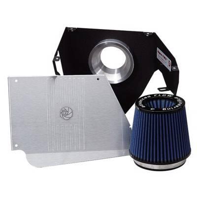 Air Intakes - Oem Air Intakes - aFe - BMW 3 Series aFe MagnumForce Pro-Dry-S Stage 1 Air Intake System - 51-10441