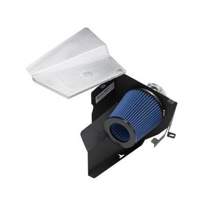 Air Intakes - Oem Air Intakes - aFe - BMW 3 Series aFe MagnumForce Pro-Dry-S Stage 1 Air Intake System - 51-10461