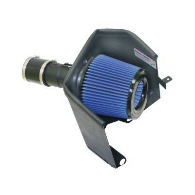 Air Intakes - Oem Air Intakes - aFe - Nissan Frontier aFe MagnumForce Pro-Dry-S Stage 2 Air Intake System - 51-10492