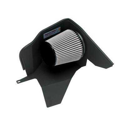 Air Intakes - Oem Air Intakes - aFe - BMW 5 Series aFe MagnumForce Pro-Dry-S Stage 1 Air Intake System - 51-10671