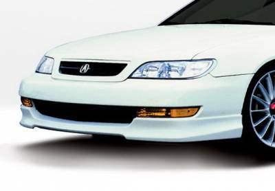 CL - Front Bumper - Wings West - Acura CL Wings West Type R Front Air Dam - 890288