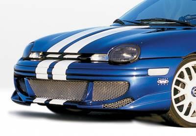 Neon 2Dr - Front Bumper - VIS Racing - Dodge Neon VIS Racing Racing Series Front Bumper - 890292