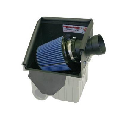 Air Intakes - Oem Air Intakes - aFe - Ford Ranger aFe MagnumForce Pro-Dry-S Stage 1 Air Intake System - 51-10741