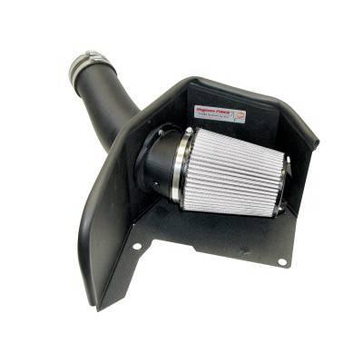 Air Intakes - Oem Air Intakes - aFe - Ford F250 aFe MagnumForce Pro-Dry-S Stage 2 Air Intake System - 51-10792