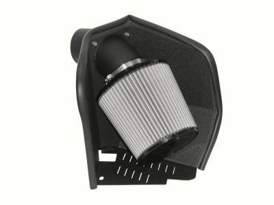 Air Intakes - Oem Air Intakes - aFe - Dodge Dakota aFe MagnumForce Pro-Dry-S Stage 1 Air Intake System - 51-10811