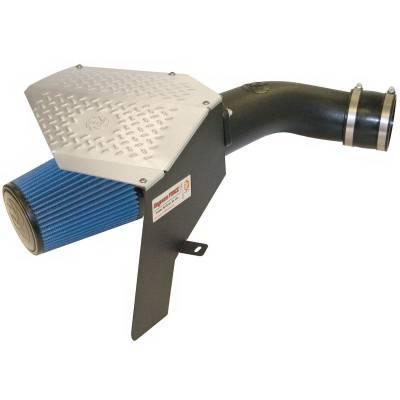 Air Intakes - Oem Air Intakes - aFe - GMC Envoy aFe MagnumForce Pro-Dry-S Stage 2 Air Intake System - 51-10872