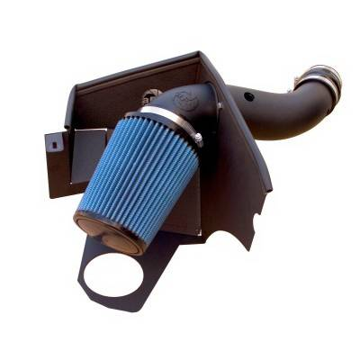 Air Intakes - Oem Air Intakes - aFe - Dodge Magnum aFe MagnumForce Pro-Dry-S Stage 2 Air Intake System - 51-10922