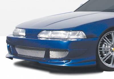 Integra 2Dr - Front Bumper - VIS Racing - Acura Integra VIS Racing Bigmouth 2 Front Bumper Cover - 890403