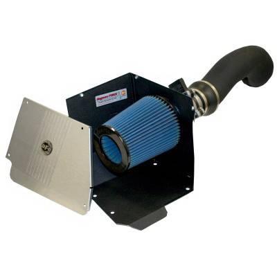 Air Intakes - Oem Air Intakes - aFe - GMC Yukon aFe MagnumForce Pro-Dry-S Stage 2 Air Intake System - 51-11072