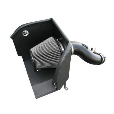 Air Intakes - Oem Air Intakes - aFe - Toyota Tundra aFe MagnumForce Pro-Dry-S Stage 2 Air Intake System - 51-11172