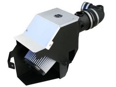 Air Intakes - Oem Air Intakes - aFe - Ford F250 aFe MagnumForce Pro-Dry-S Stage 2 Air Intake System - 51-11262