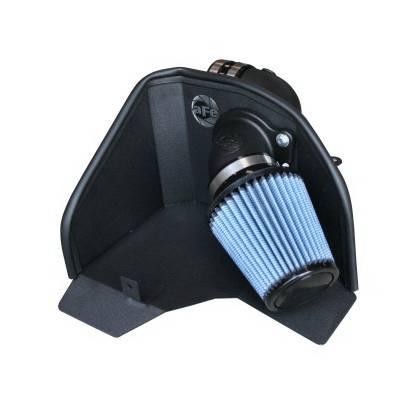 Air Intakes - Oem Air Intakes - aFe - Honda Fit aFe MagnumForce Pro-Dry-S Stage 2 Air Intake System - 51-11282