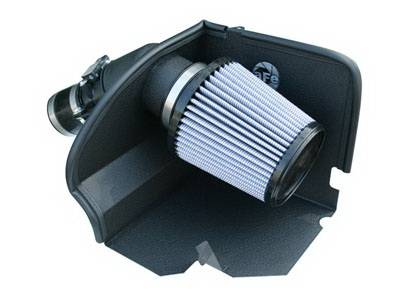 Air Intakes - Oem Air Intakes - aFe - Scion xD aFe MagnumForce Pro-Dry-S Stage 2 Air Intake System - 51-11322