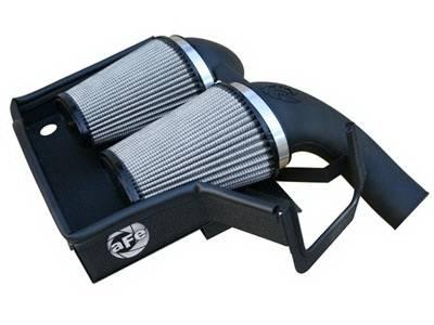 Air Intakes - Oem Air Intakes - aFe - BMW 3 Series aFe MagnumForce Pro-Dry-S Stage 2 Air Intake System - 51-11472
