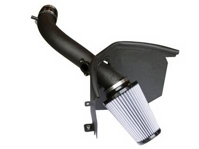 Air Intakes - Oem Air Intakes - aFe - Toyota Tacoma aFe MagnumForce Pro-Dry-S Stage 2 Air Intake System - 51-11502