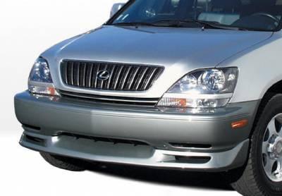 RX330 - Front Bumper - VIS Racing - Lexus RX330 VIS Racing W-Type Front Lip - Polyurethane - 890477
