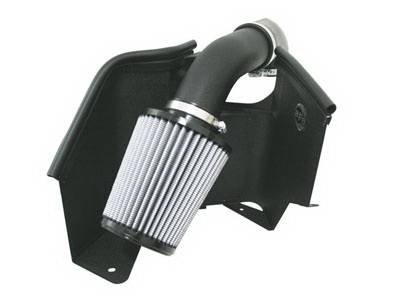 Air Intakes - Oem Air Intakes - aFe - Jeep Cherokee aFe MagnumForce Pro-Dry-S Stage 2 Air Intake System with ABS Module - 51-11552