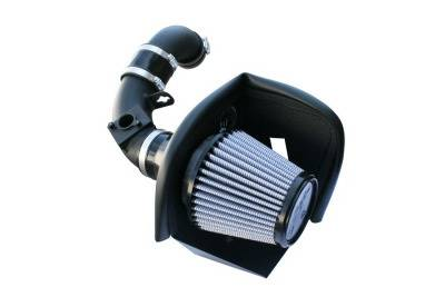 Air Intakes - Oem Air Intakes - aFe - Scion tC aFe MagnumForce Pro-Dry-S Stage 2 Air Intake System - 51-11562
