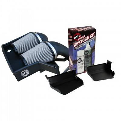 aFe - BMW 1 Series aFe MagnumForce Pro-Dry-S Stage 2 Air Intake System - 51-11643