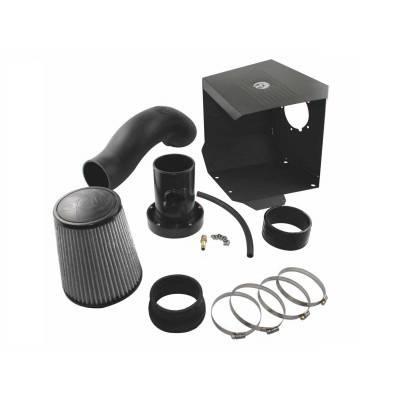 Air Intakes - Oem Air Intakes - aFe - Chevrolet Tahoe aFe MagnumForce Pro-Dry-S Stage 2 Air Intake System - 51-11752