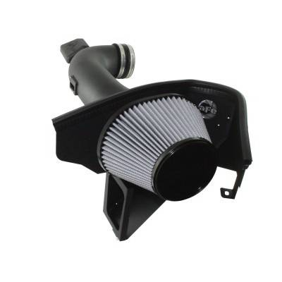 Air Intakes - Oem Air Intakes - aFe - Chevrolet Camaro aFe MagnumForce Pro-Dry-S Stage 2 Air Intake System - 51-11762